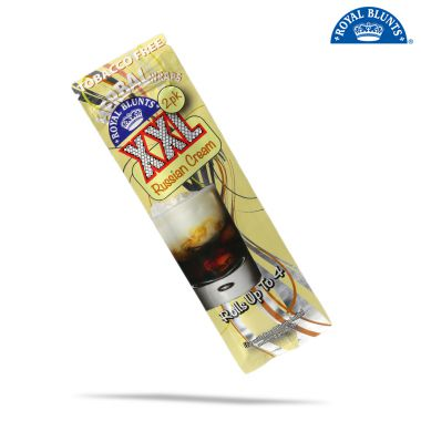 Royal Blunts XXL Wraps 2 Pack - Russian Cream
