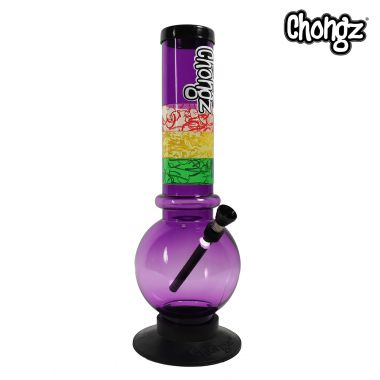 Chongz 30cm 'Dirty Harry' Acrylic Bong
