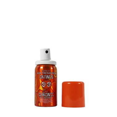 Orange Chronic Smoke Out Air Freshener - Small (1.5oz)