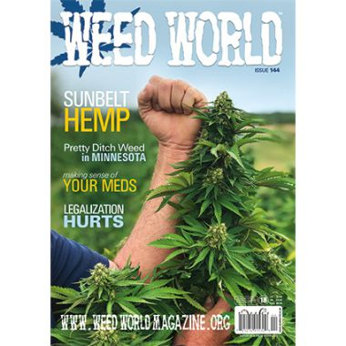 Weed World Magazine - Issue 144