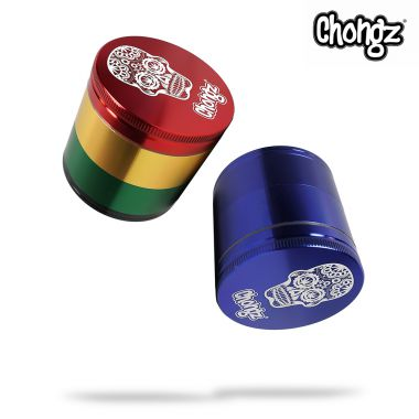 Chongz 'Tom Cruzer' 56mm 4-Part Sifter Grinder