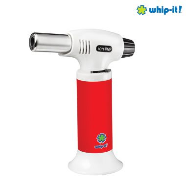 Whip-It Ion Lite Torch (RED)