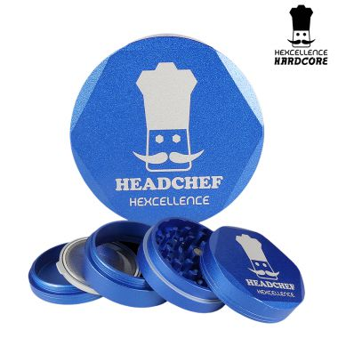 Headchef Hardcore Hexcellence Sifter Grinder