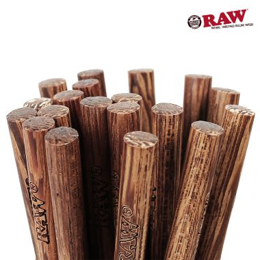RAW Wooden Poker