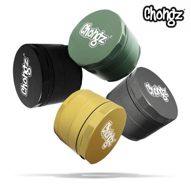 Chongz 60mm 'Katana' Ceramic Coated Non Stick Sifter Grinder