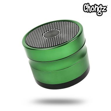 Chongz 'Now Zen' 60mm 4-Part Sifter Grinder - Green