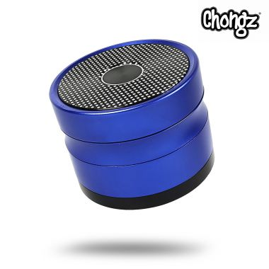 Chongz 'Now Zen' 60mm 4-Part Sifter Grinder - Blue