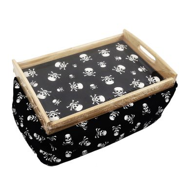 Lazy-Man Rolling Station - Skull & Crossbones