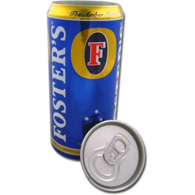 Drinks Stash Cans - Fosters