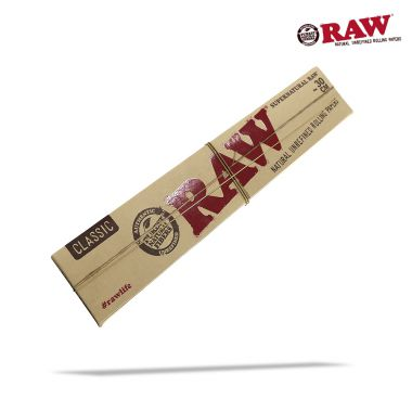 "RAW Supernatural 12"" Rolling Papers"