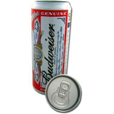 Drinks Stash Cans - Budweiser