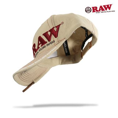 RAW Poker Hat - Tan
