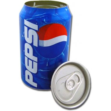 Drinks Stash Cans - Pepsi