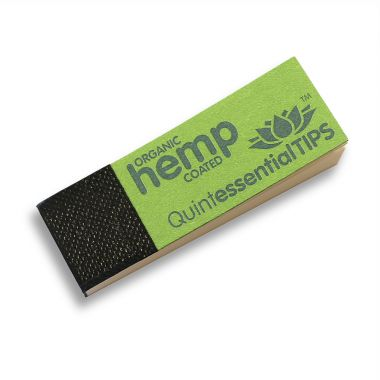 Quintessential Tips - Organic Hemp Coated