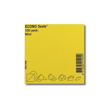 Econo Seals 100 Pack - Mini