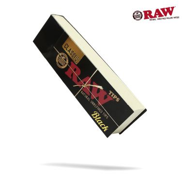 RAW Black Rolling Tips