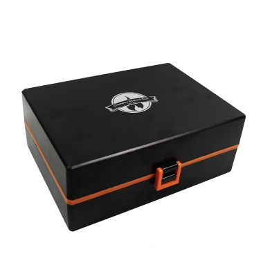 Cheeky One Smokers Club Deluxe Rolling Box V3.0