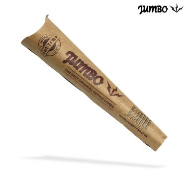 Jumbo Kingsize Pre-Rolled Cones - Brown
