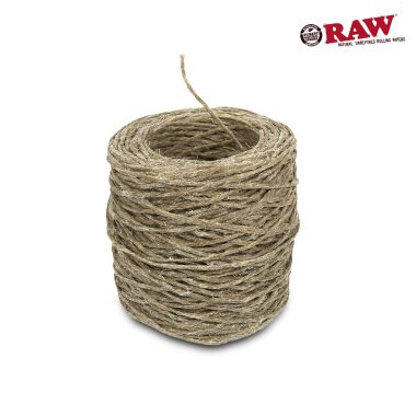 RAW Hemp Wick - 76 metre (250ft)
