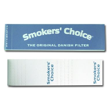 Smokers' Choice Blue - Filter Tips