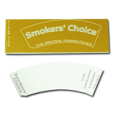 Smokers' Choice Gold - Filter Tips