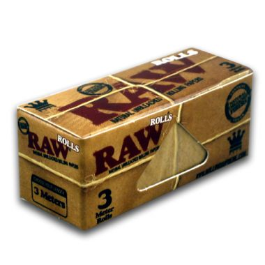 RAW Kingsize Classic 3 Metre Roll