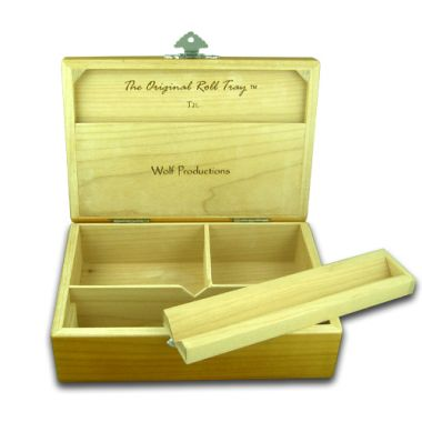 Original Roll Tray - Wolf T2L Deluxe - Maple