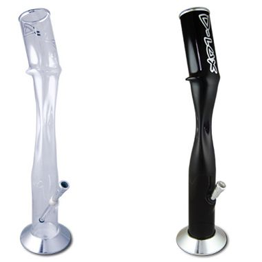 D-Lux Stretch Water Pipe Bong