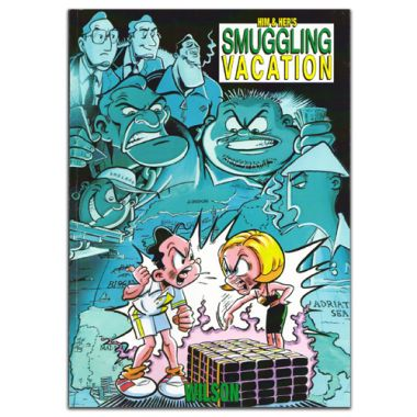 Him & Her's Smuggling Vacation - Regular Copy