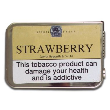 Strawberry Snuff