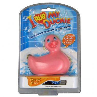 I Rub My Duckie Massager