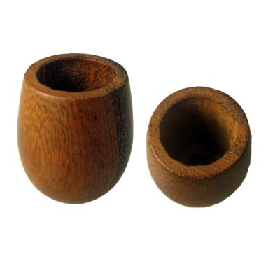 Large Wooden Bong Bowl