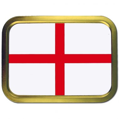 2oz Flag Tins - English Flag