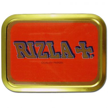 2oz Smoker's Choice Tobacco Tin - Rizla