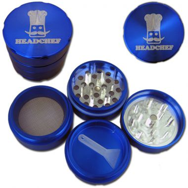 Head Chef Medium Sifter Grinder