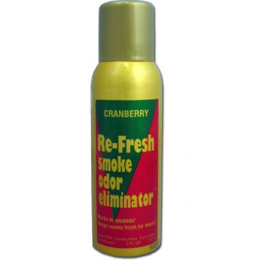 Re-Fresh Smoke Odor Eliminator - Natural Citrus