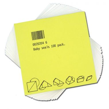 Bumper Envelope Pack 100 Envelopes - Mini