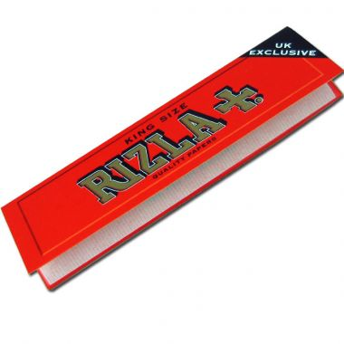 Rizla Red Kingsize Slim