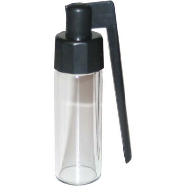 Clear Snuff Bottle - Large