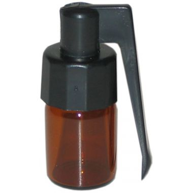 Brown Snuff Bottle - Medium