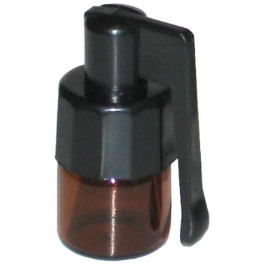 Brown Snuff Bottle - Small