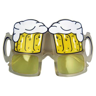 Rave Sunnies - Beer Goggles