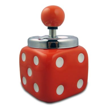 Dice Ashtray