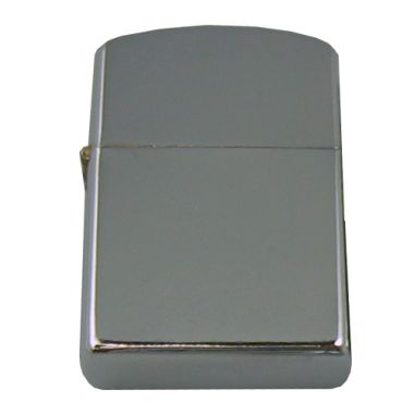 Petrol Lighter - Chrome