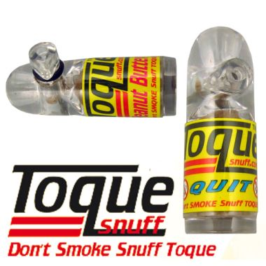 Toque Snuff Pre-filled Snuff Bullet - Peppermint