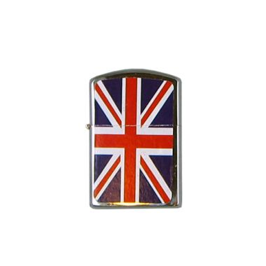 Flag Design Petrol Lighter - Great Britain Flag