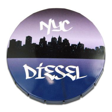 Click Tin - NYC Diesel