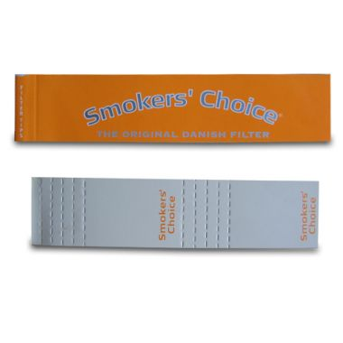 Smokers' Choice Orange - Filter Tips
