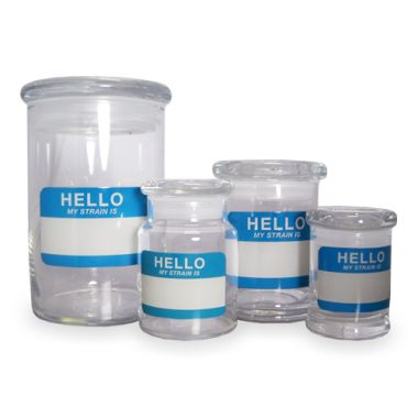 420 Classic Pop Top Jar Write & Erase - Medium