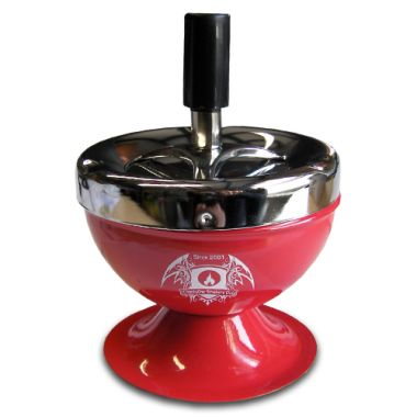 Cheeky One Retro Spinning Ashtray - Red